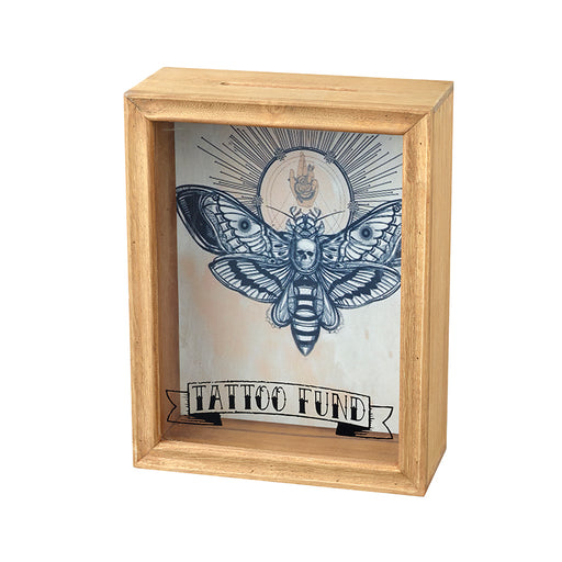 Tattoo Fund - Money Box