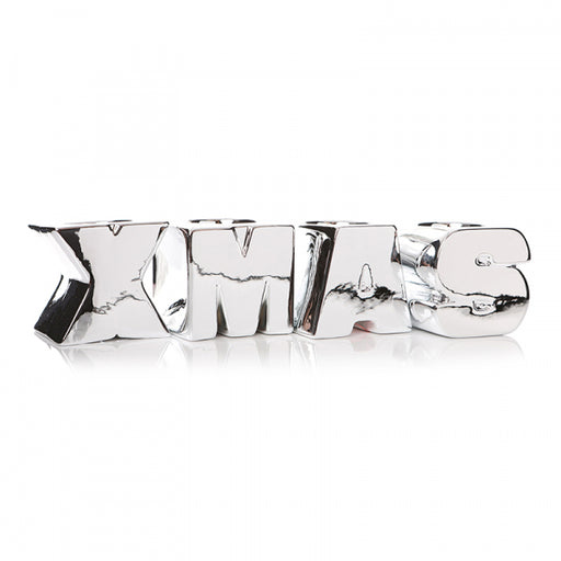 XMAS Letters Tealight Holder