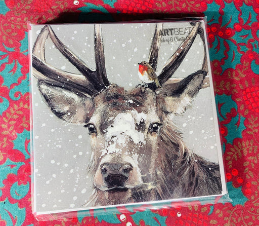 Deer Friends Christmas Cards