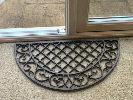 Cast Iron Door Mat - Parisian