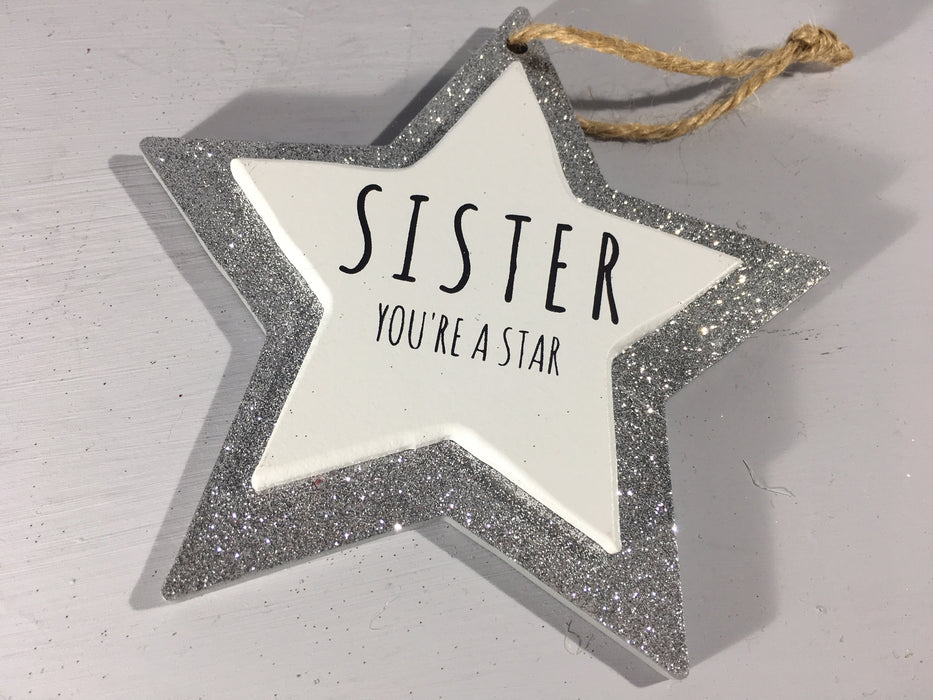 Sister Sparkle Star - Sister you're a Star
