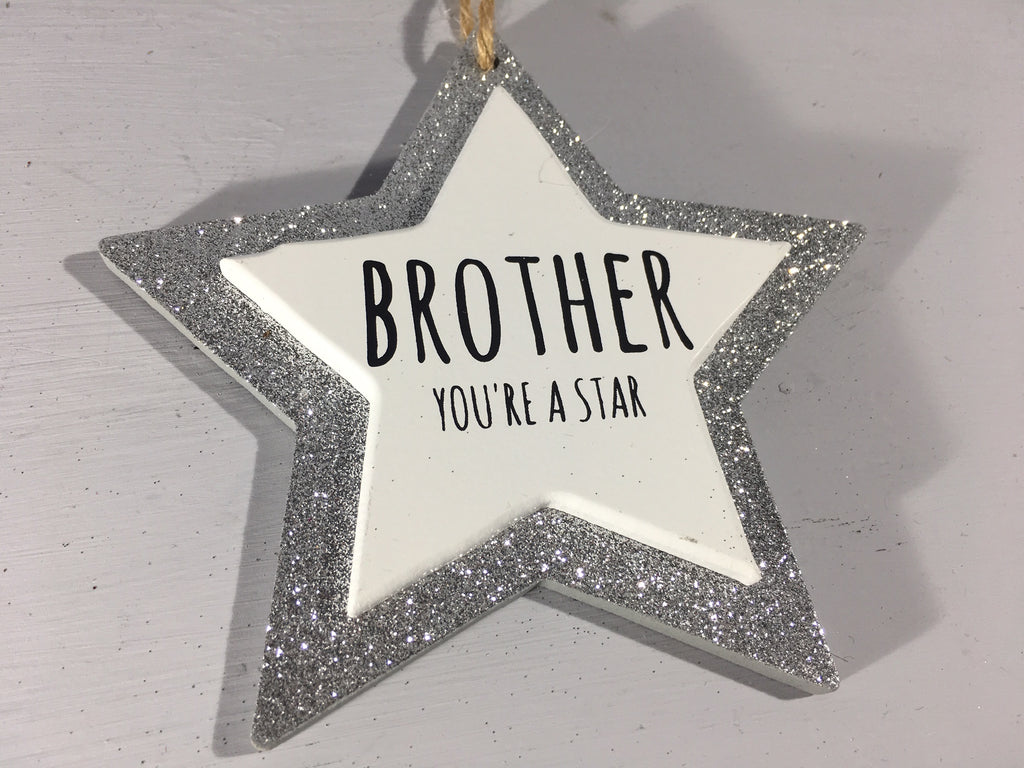 Sparkle Star - Brother you're a Star
