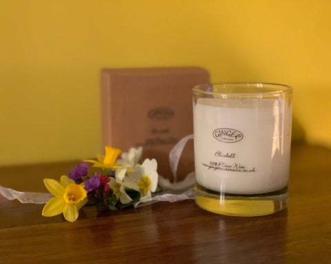 Scented Candle 20cl - Flowers - Bluebell