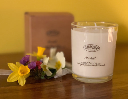 Scented Candle 30cl - Flowers - Bluebell