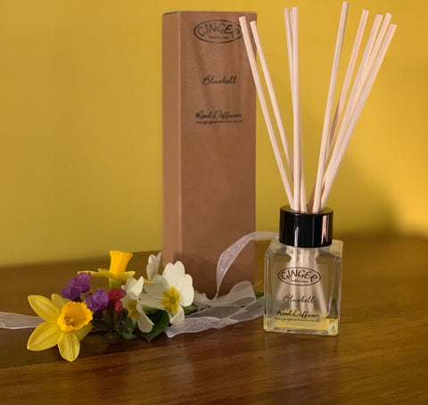 Reed Diffuser 50ml - Flowers - Bluebell