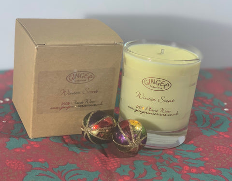Scented Candle 20cl - Christmas - Winter Scent