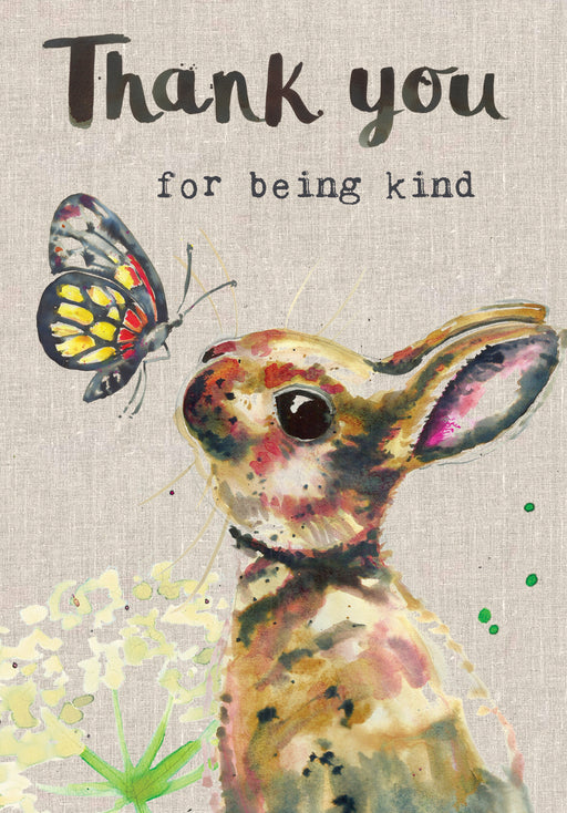 Thank You For Being Kind - Sarah Kelleher