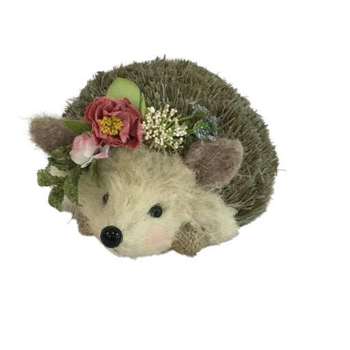 Woodland Hedgehog Figure