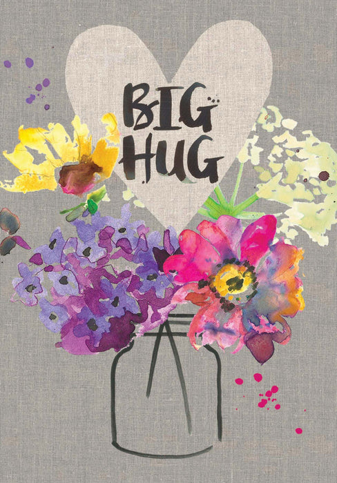 Big Hug Card - Sarah Kelleher