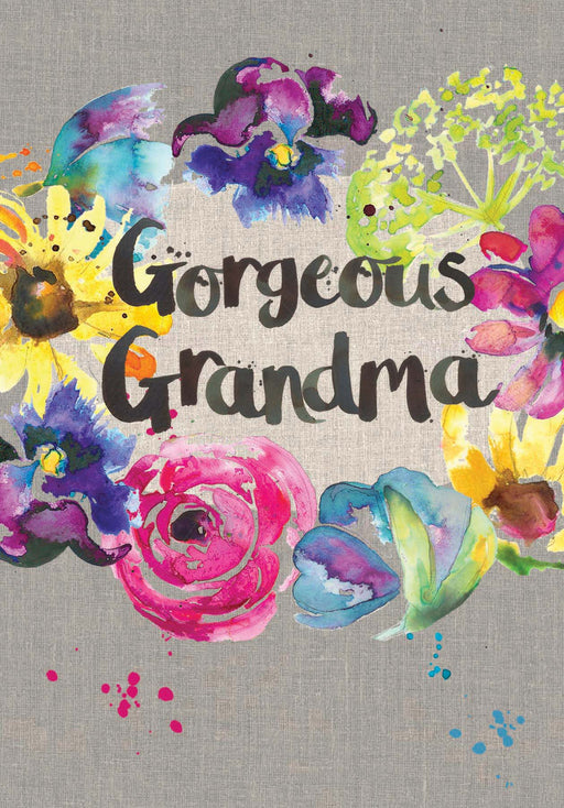 Gorgeous Grandma Card