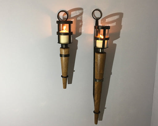 Medieval Wall Sconces - 60cm & 90cm Torch Style