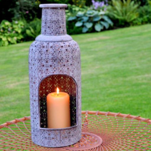 Table Top Lantern - San Phillipe Two Sizes