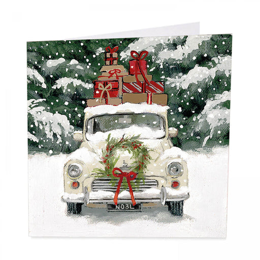 Mini Christmas Cards - Noel - Pack of 6