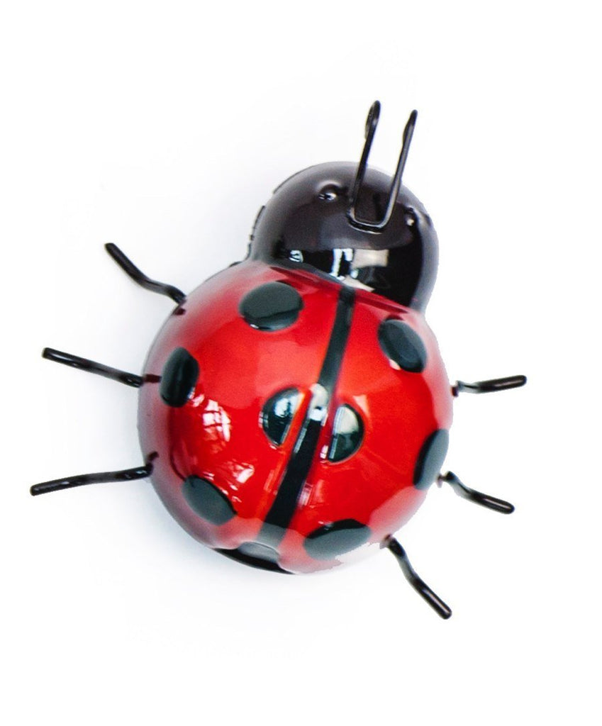 Ladybird Metal Wall Art