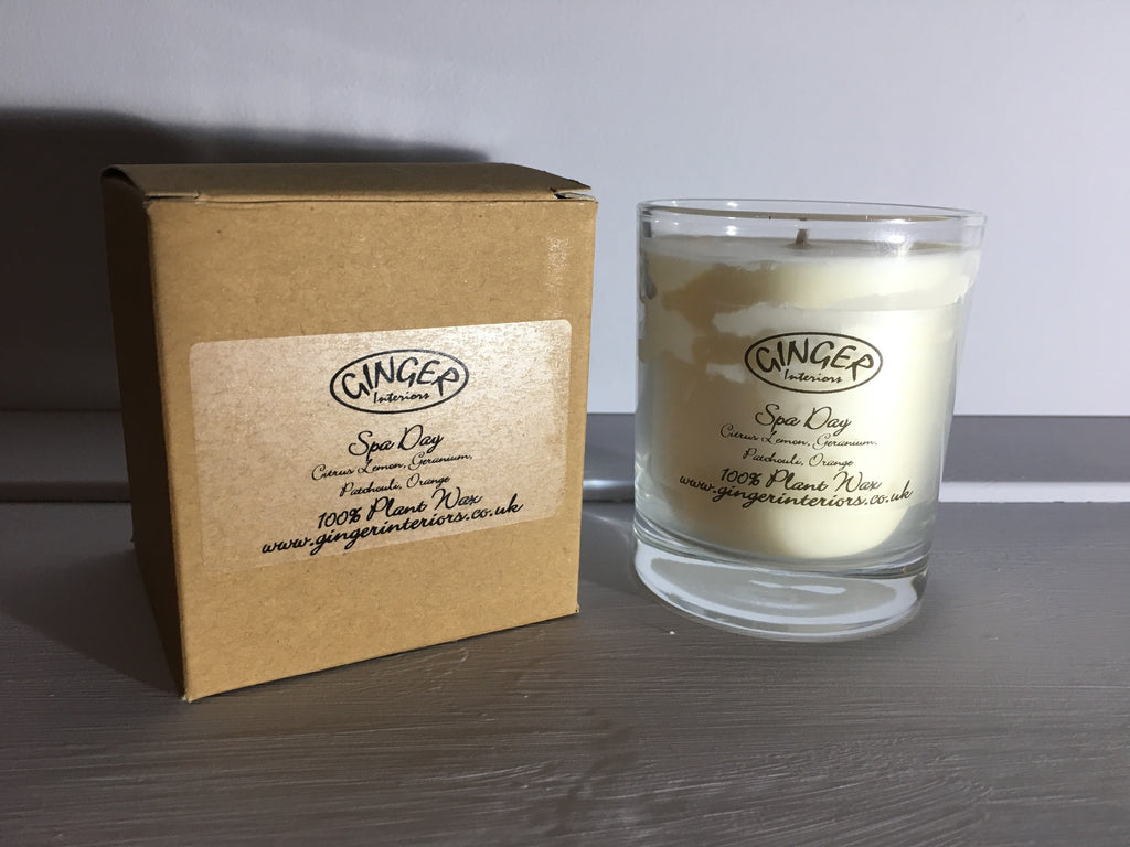 Scented Candle 20cl - Fresh - Spa Day