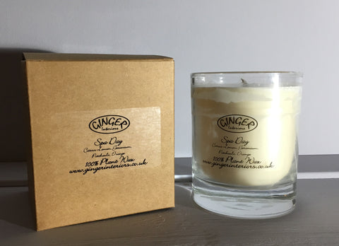 Scented Candle 30cl - Fresh - Spa Day