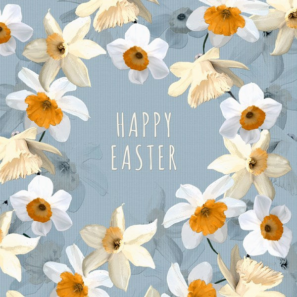 Happy Easter Daffodils, From Sally Scaffardi Design