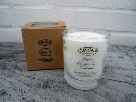 Scented Candle 20cl - Kitchen - Stem Ginger & Walnut