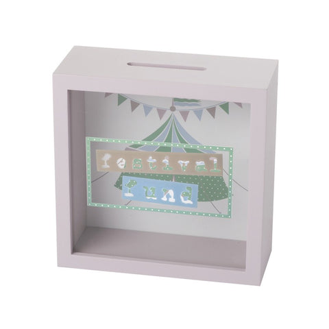 Festival Fund Money Box