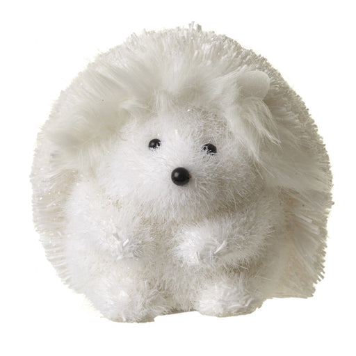 White Christmas Hedgehog