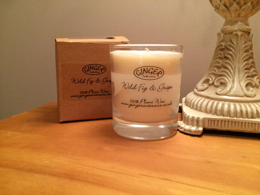 Scented Candle 20cl - Fresh - Wild Fig & Grape