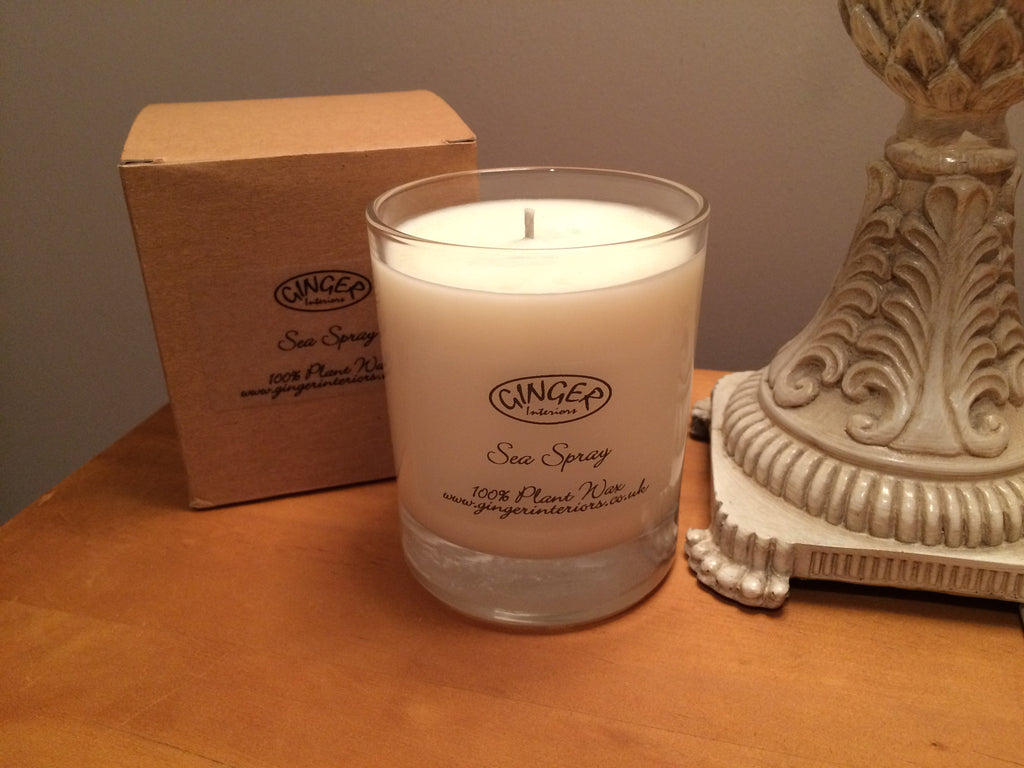 Scented Candle 20cl - Fresh - Sea Spray