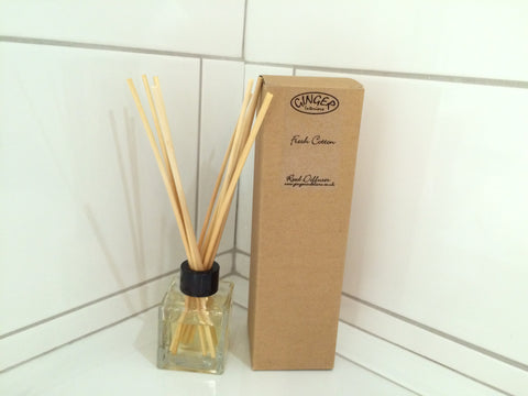Reed Diffuser 100ml - Fresh - Fresh Cotton