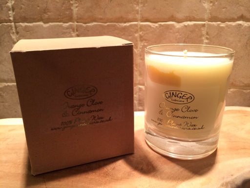 Scented Candle 30cl - Orange Clove & Cinnamon