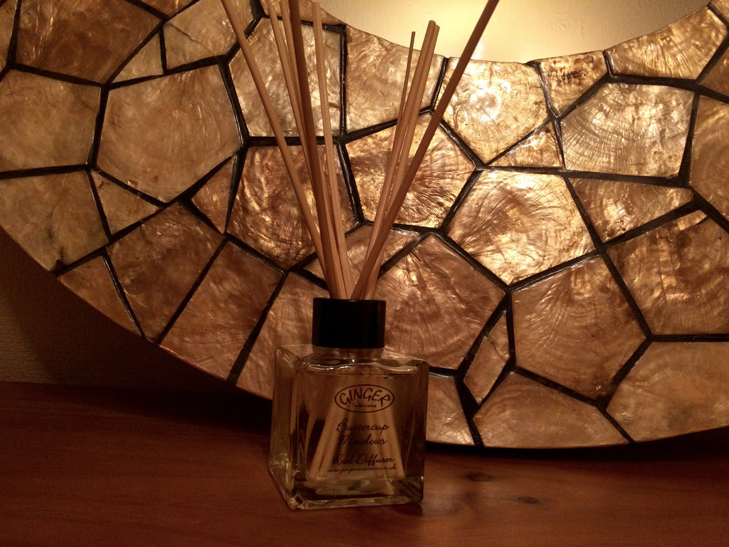 Reed Diffuser 100ml - Flowers - Buttercup Meadows