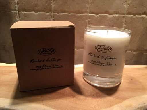 Scented Candle 30cl - Kitchen - Rhubarb and Ginger