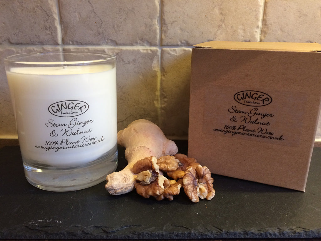 Scented Candle 30cl - Kitchen - Stem Ginger & Walnut