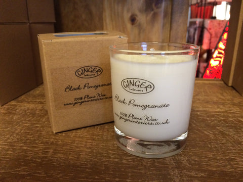 Scented Candle 20cl - Party - Black Pomegranate