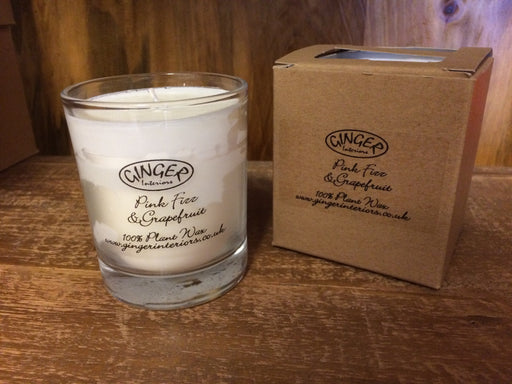 Scented Candle 20cl - Party - Pink Fizz & Grapefruit