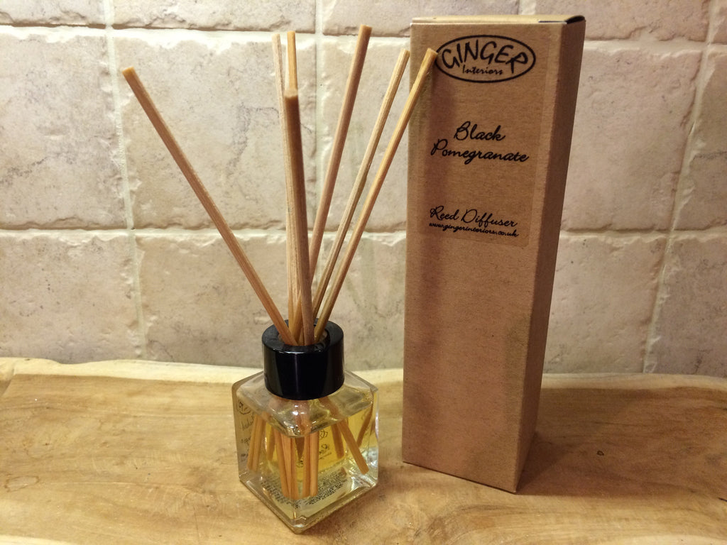 Reed Diffuser 50ml - Party - Black Pomegranate