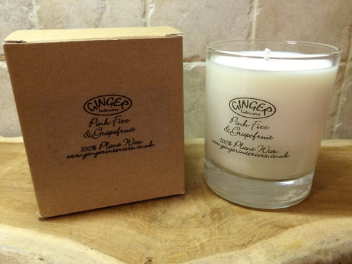 Scented Candle 30cl - Party - Pink Fizz & Grapefruit