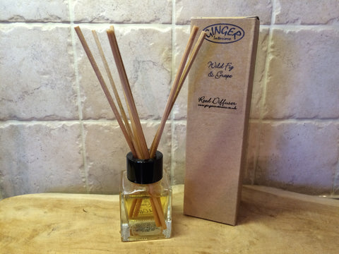 Reed Diffuser 50ml - Fresh - Wild Fig & Grape