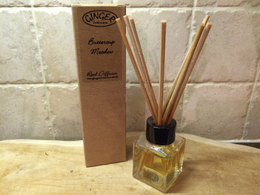 Reed Diffuser 50ml - Flowers - Buttercup Meadows