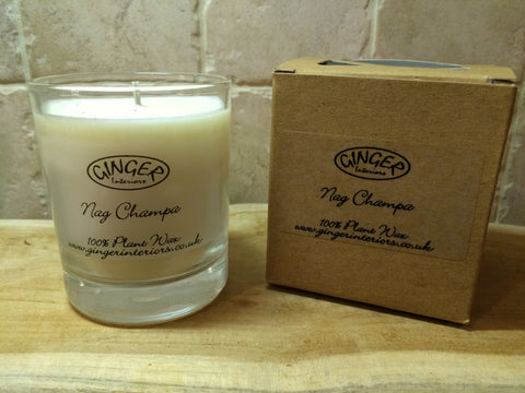 Scented Candle 20cl - Party - Nag Champa