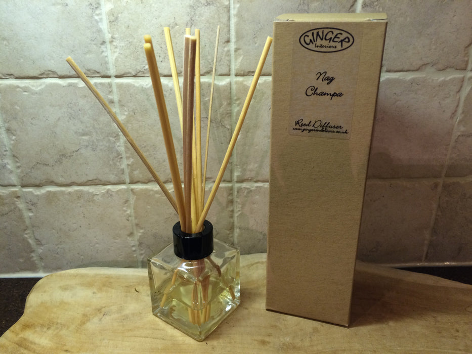 Reed Diffuser 100ml - Party - Nag Champa