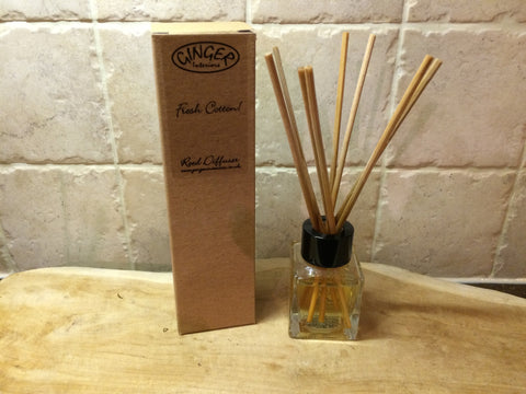 Reed Diffuser 50ml - Fresh - Fresh Cotton