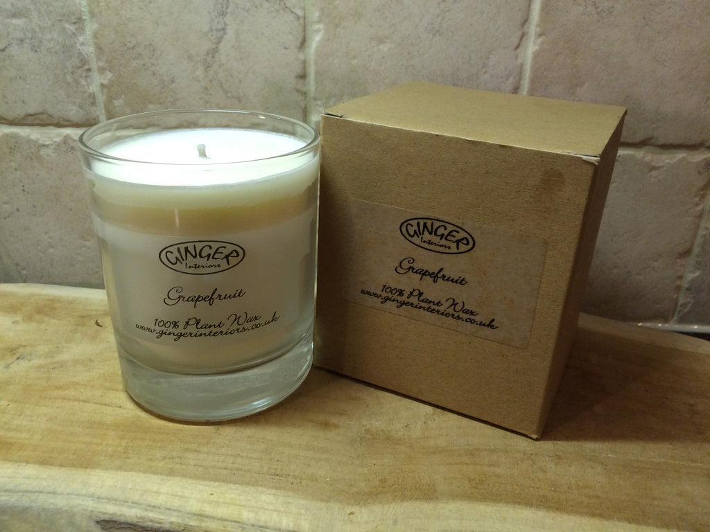 Scented Candle 30cl - Citrus - Grapefruit