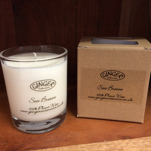 Scented Candle 20cl - Fresh - Sea Breeze