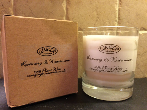 Scented Candle 30cl - Fresh - Rosemary & Watermint