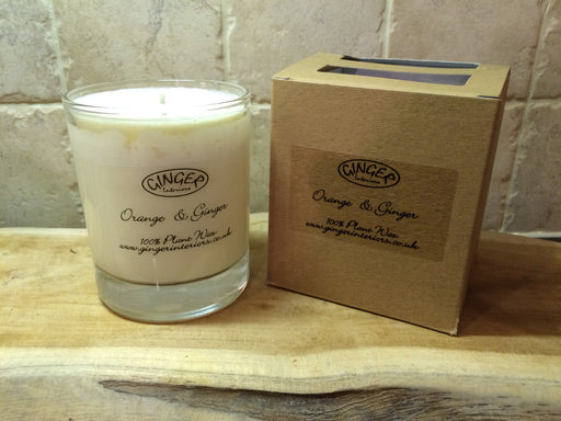 Scented Candle 30cl - Citrus - Orange and Ginger