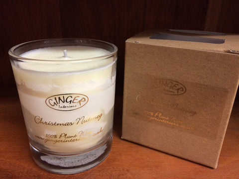 Scented Candle 20cl - Christmas - Christmas Nutmeg