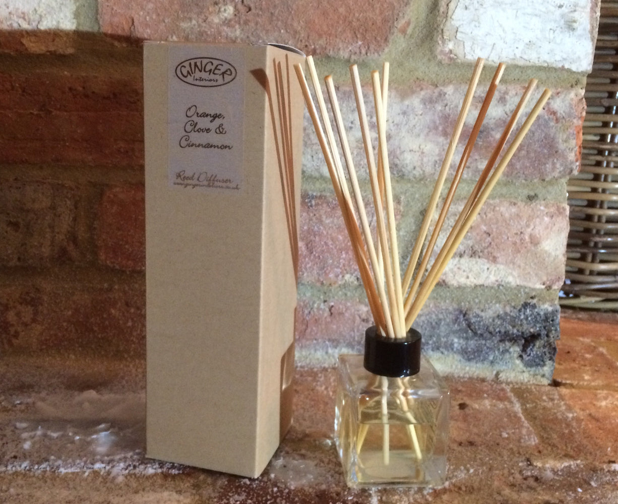 Christmas Diffuser 100ml - Orange Clove & Cinnamon