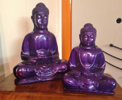 Purple Buddha - Gloss Finish (30cm)