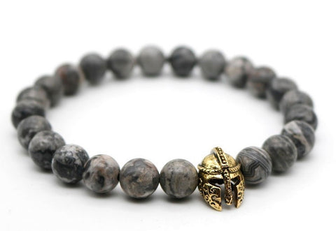 Bracelet guerrier antique (7 couleurs)