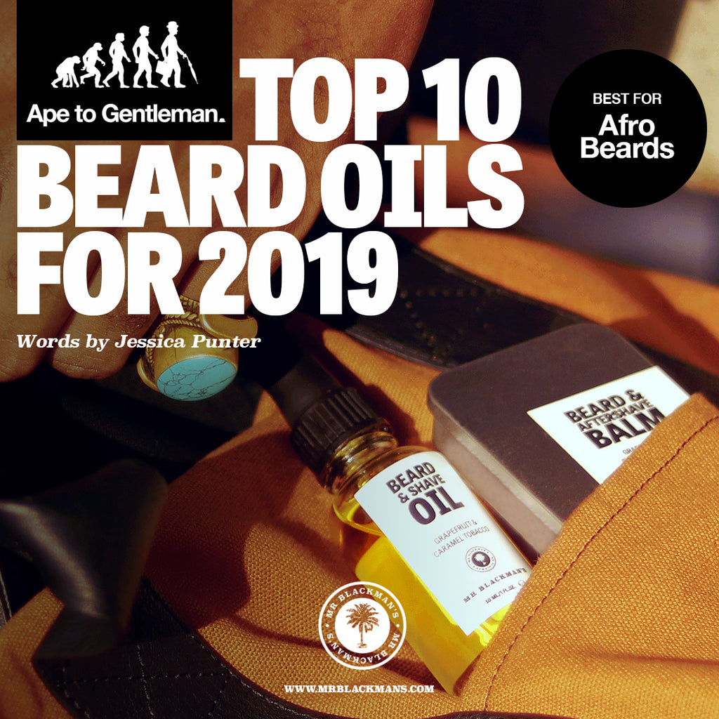 Best Beard Oil for Afro beards in 2019