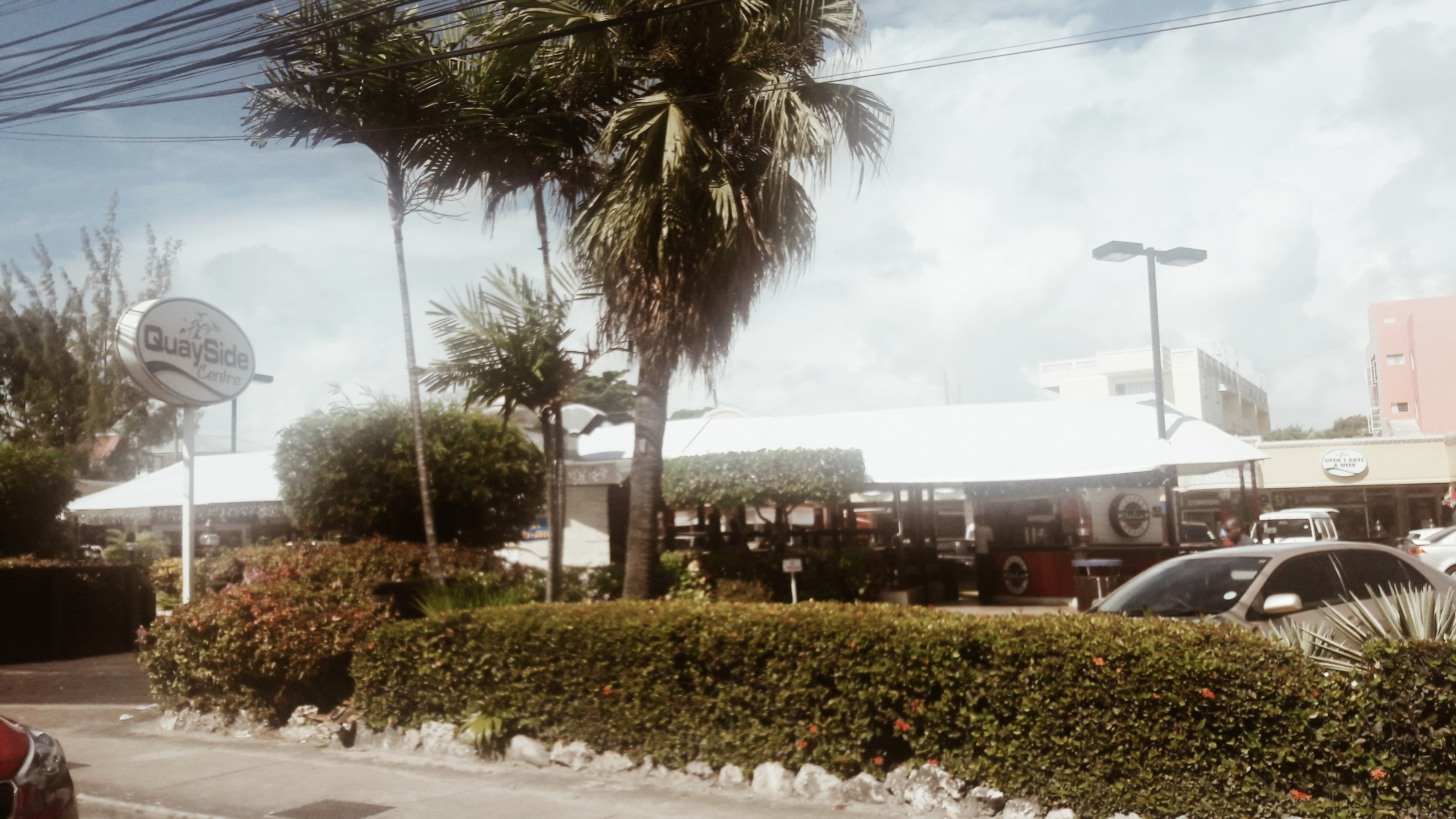 Quayside Centre, Rockley, Barbados